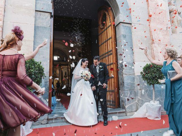 La boda de Carlos y Myriam en Orihuela, Alicante 35