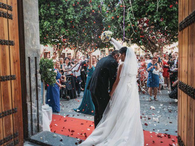 La boda de Carlos y Myriam en Orihuela, Alicante 36