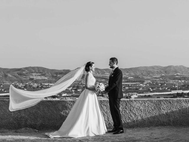 La boda de Carlos y Myriam en Orihuela, Alicante 39