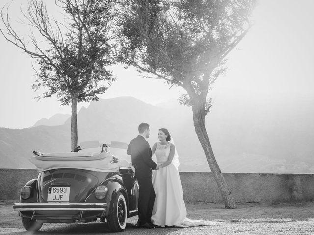 La boda de Carlos y Myriam en Orihuela, Alicante 42