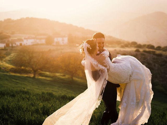 La boda de Lidia y Alberto