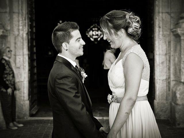 La boda de Inés y Jaime
