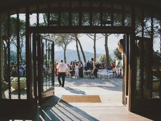 La boda de Sergio y Irene en Castellar Del Valles, Barcelona 86