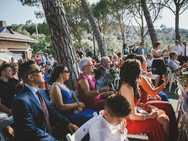 La boda de Sergio y Irene en Castellar Del Valles, Barcelona 102