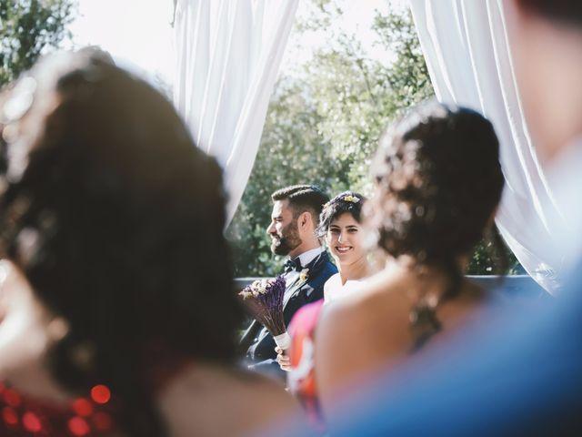 La boda de Sergio y Irene en Castellar Del Valles, Barcelona 108