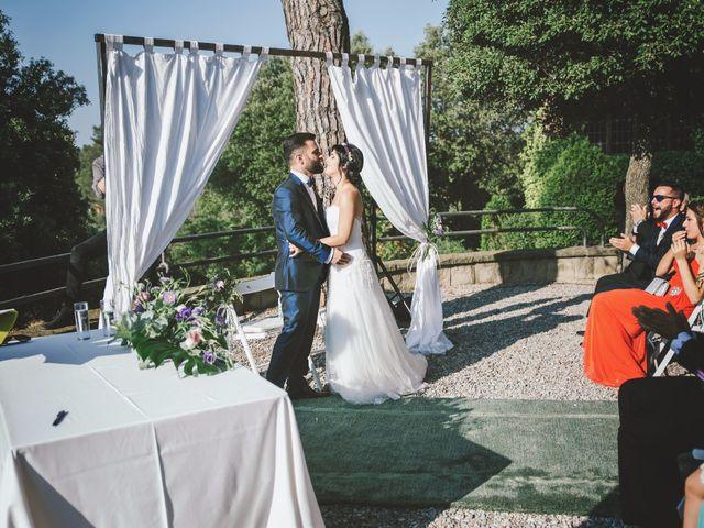La boda de Sergio y Irene en Castellar Del Valles, Barcelona 110