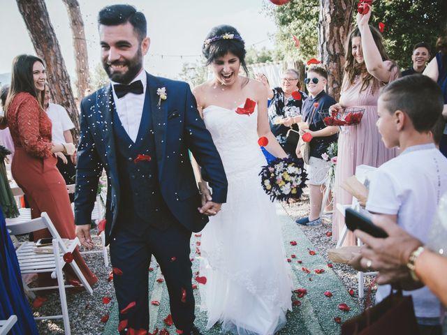 La boda de Sergio y Irene en Castellar Del Valles, Barcelona 114