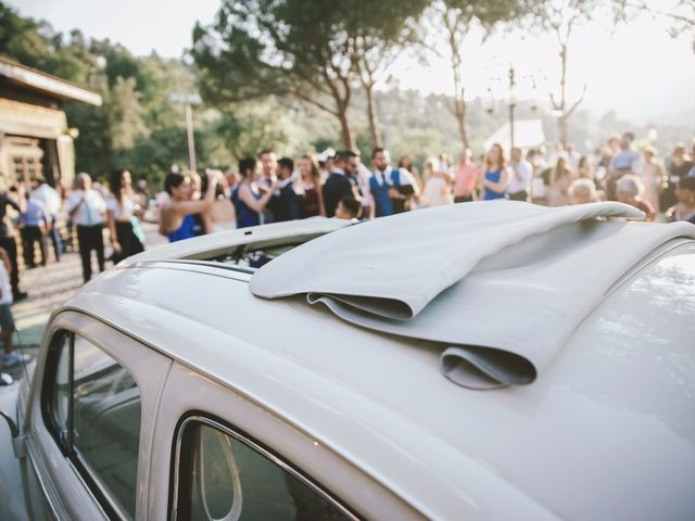 La boda de Sergio y Irene en Castellar Del Valles, Barcelona 130
