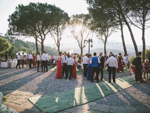 La boda de Sergio y Irene en Castellar Del Valles, Barcelona 132