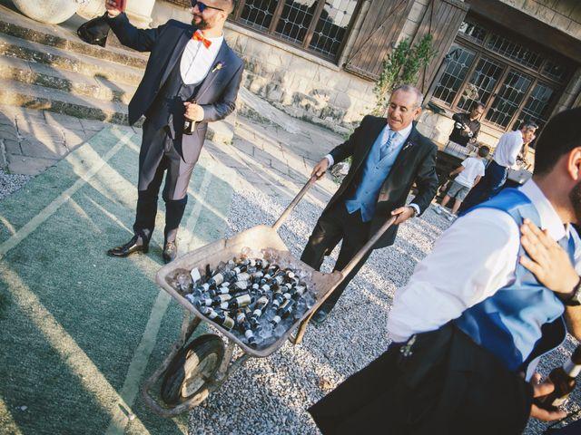 La boda de Sergio y Irene en Castellar Del Valles, Barcelona 138