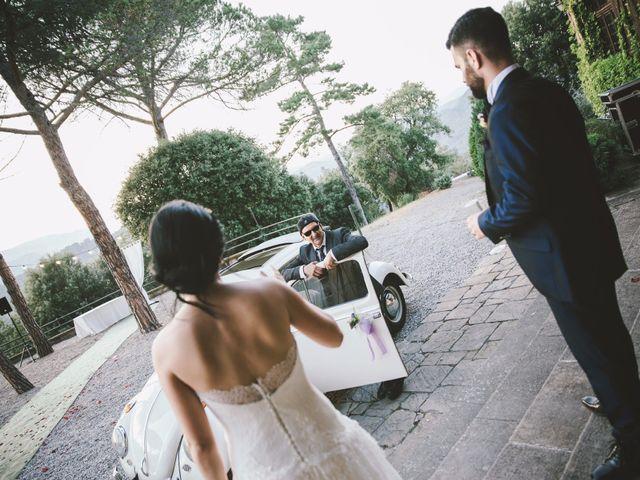 La boda de Sergio y Irene en Castellar Del Valles, Barcelona 147