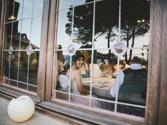 La boda de Sergio y Irene en Castellar Del Valles, Barcelona 2