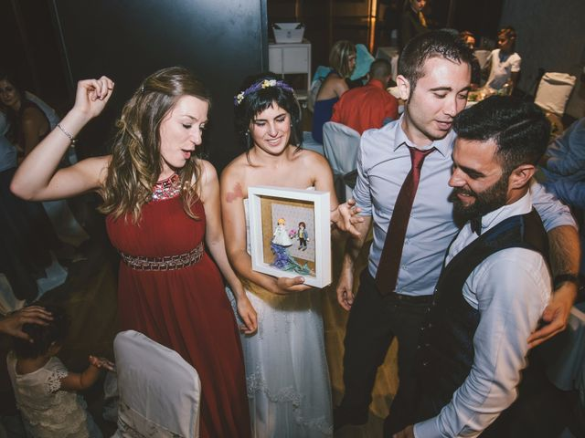 La boda de Sergio y Irene en Castellar Del Valles, Barcelona 170