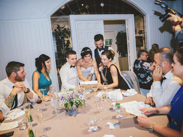 La boda de Sergio y Irene en Castellar Del Valles, Barcelona 171