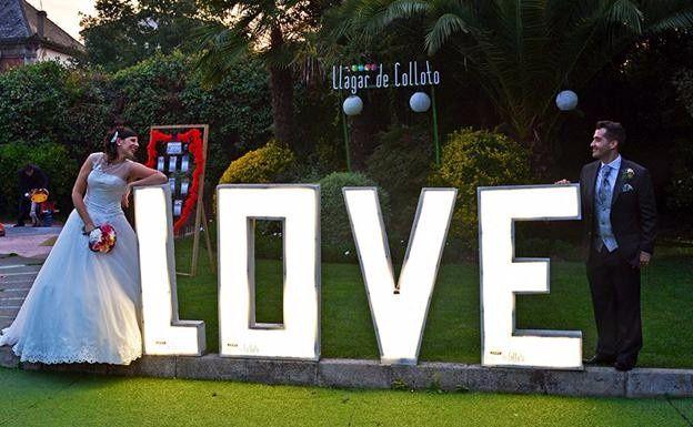 La boda de Angel y Lorena en Oviedo, Asturias 1