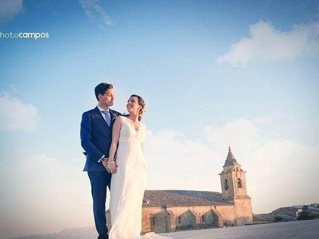 La boda de Gabriel y Mayte en Sabiote, Jaén 1