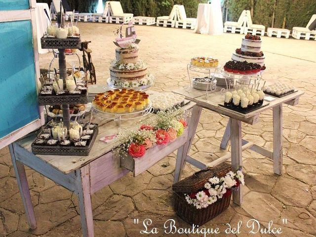 La boda de Gabriel y Mayte en Sabiote, Jaén 8