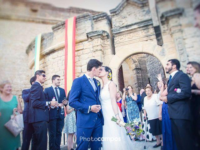 La boda de Gabriel y Mayte en Sabiote, Jaén 16