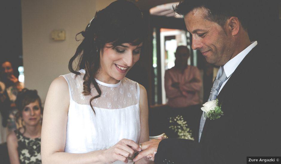La boda de Antonio y Noelia en Islares, Cantabria