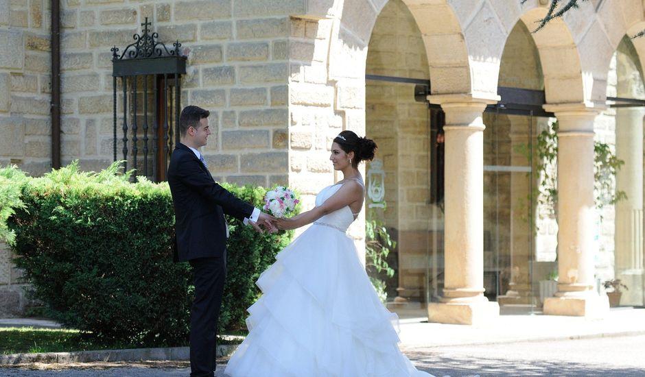 La boda de Miguel y Yaiza en San Martin De Toranzo, Cantabria