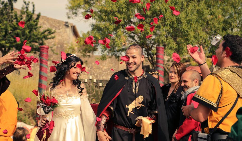 La boda de Marcel y Laura en Olerdola, Barcelona