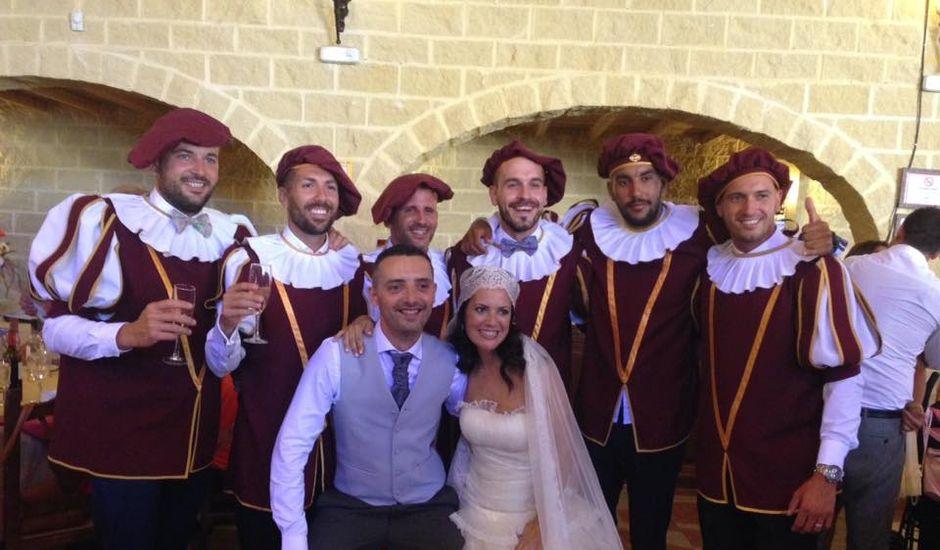 La boda de Poly y Moi en Alhaurin De La Torre, Málaga