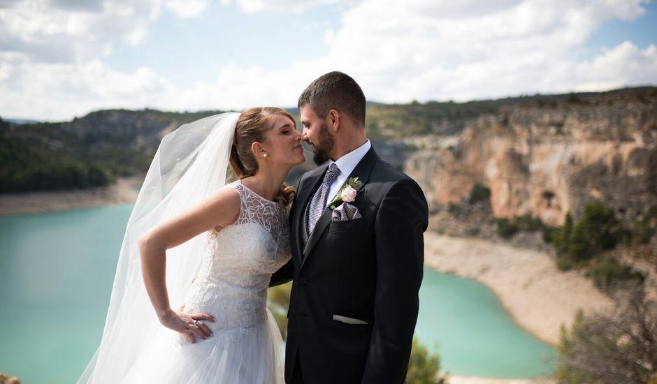 La boda de Cristian y Samantha en Castellote, Teruel