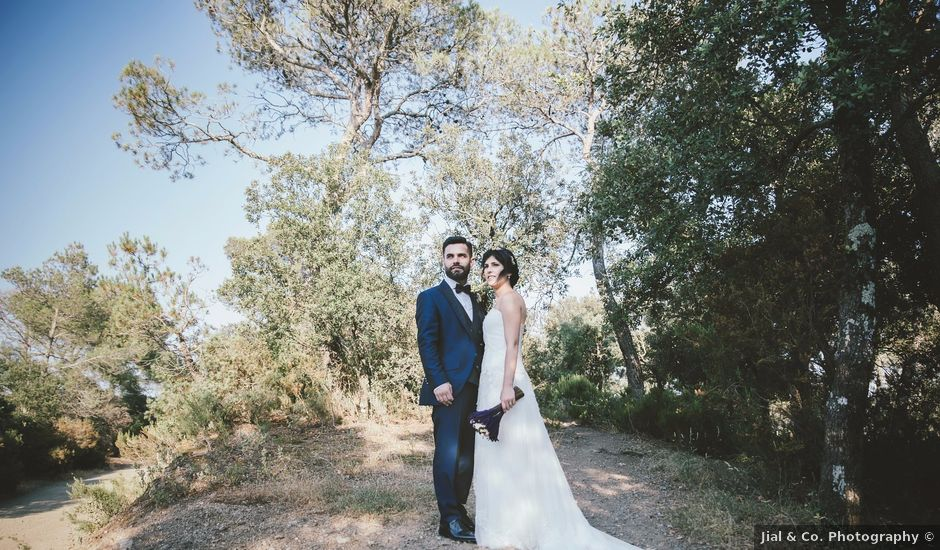 La boda de Sergio y Irene en Castellar Del Valles, Barcelona