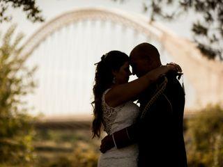 La boda de Lorena y Enrique