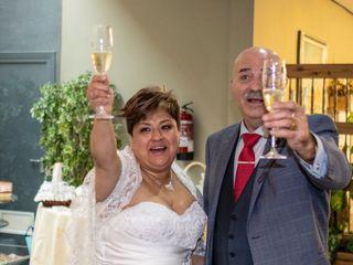 La boda de Jesús Tomás y Elizabeth