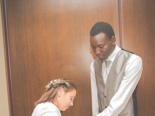La boda de Mamen y Ibou 3