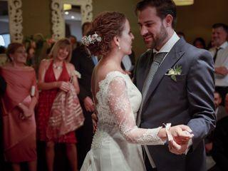 La boda de Helena y Carlos