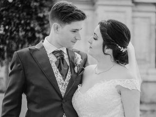 La boda de Beatriz y Aarón