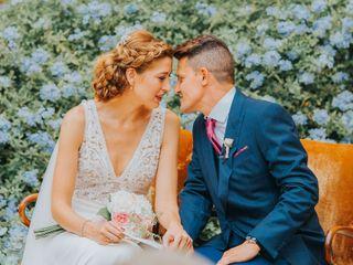 La boda de Verónica y Robert