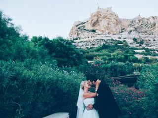 La boda de Lina y Jorge