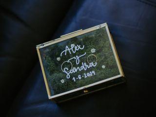 La boda de Sandra y Alex 1
