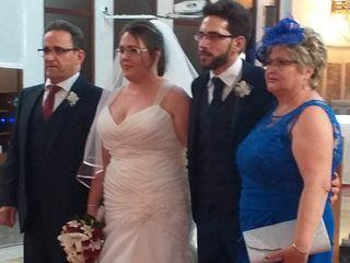 La boda de Estefania y Manuel 2