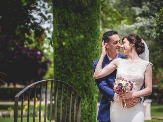 La boda de Ilyana y Daniel