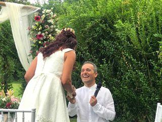 La boda de Merche y Javi