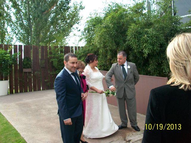 La boda de Mari Carmen y Jesús en Castejon, Navarra 3