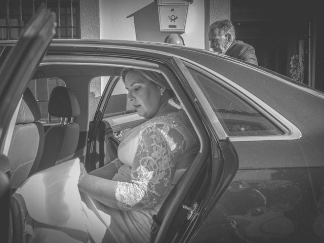 La boda de Ibou y Mamen en El Viso, Córdoba 10