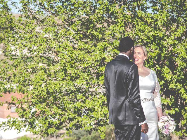 La boda de Ibou y Mamen en El Viso, Córdoba 13