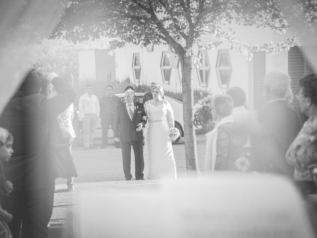 La boda de Ibou y Mamen en El Viso, Córdoba 15