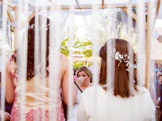 La boda de Ibou y Mamen en El Viso, Córdoba 17