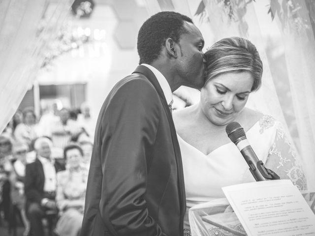 La boda de Mamen y Ibou