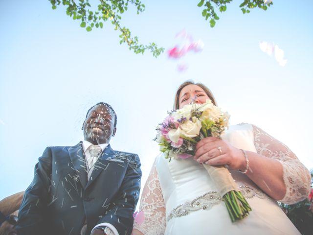 La boda de Ibou y Mamen en El Viso, Córdoba 19