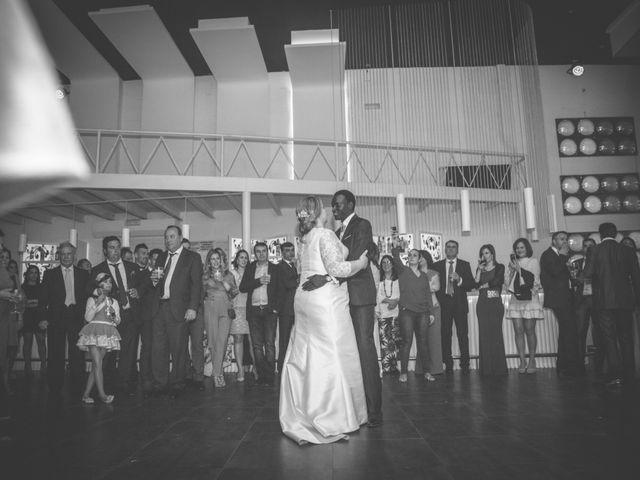 La boda de Ibou y Mamen en El Viso, Córdoba 27