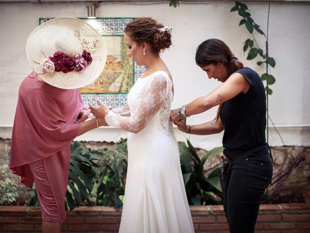 La boda de Carlos y Helena en Málaga, Málaga 11