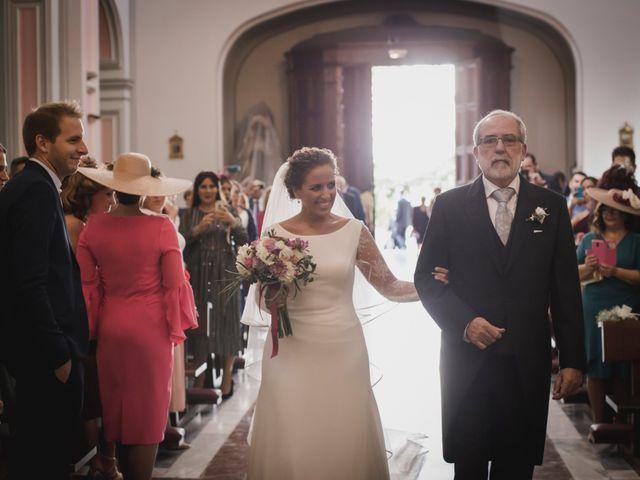 La boda de Carlos y Helena en Málaga, Málaga 25