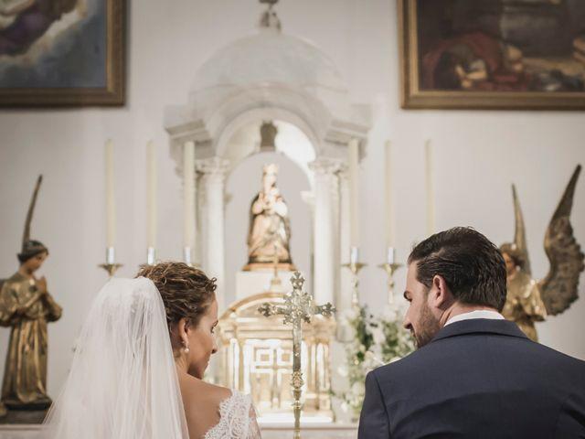 La boda de Carlos y Helena en Málaga, Málaga 27